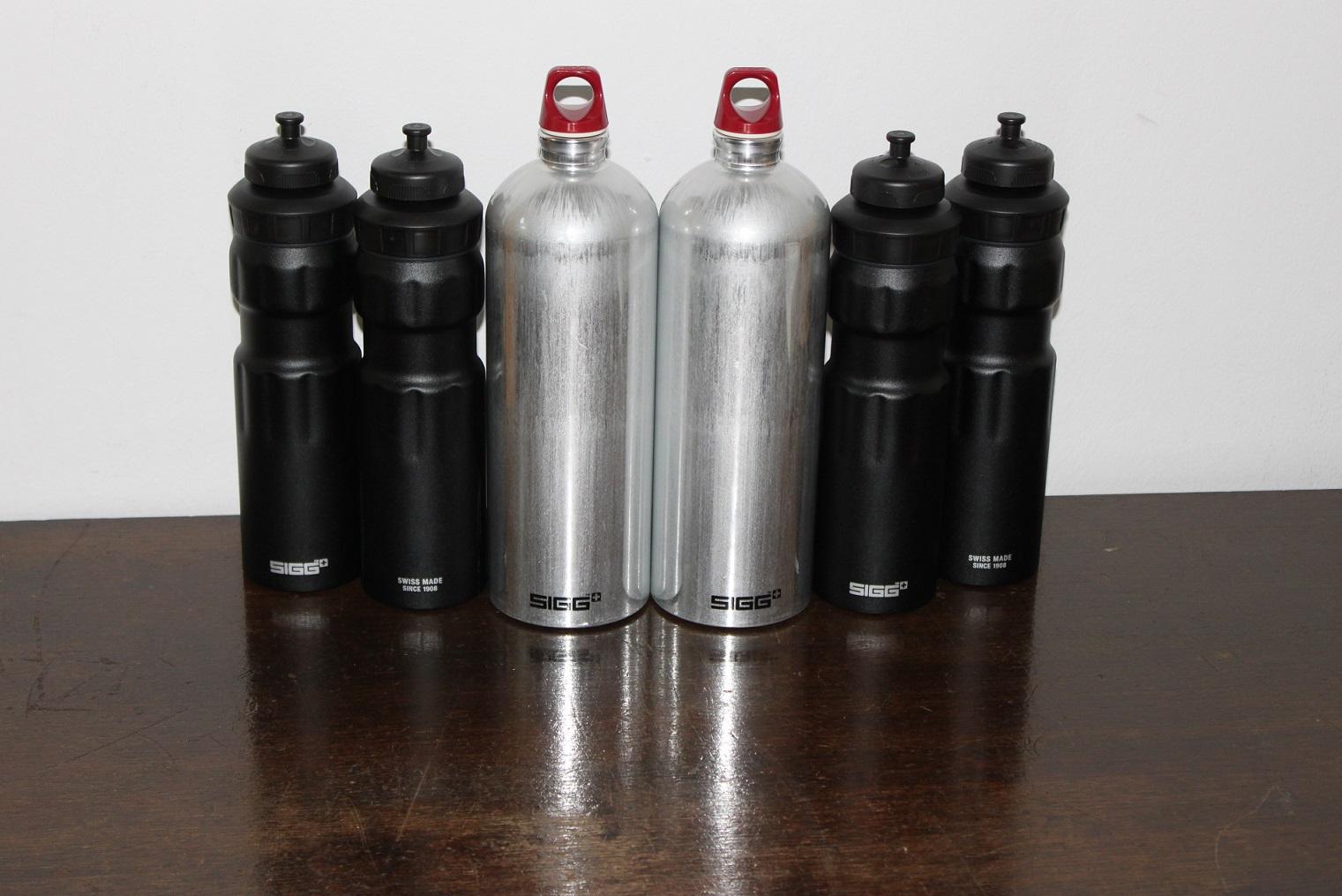 Geträngeflaschen