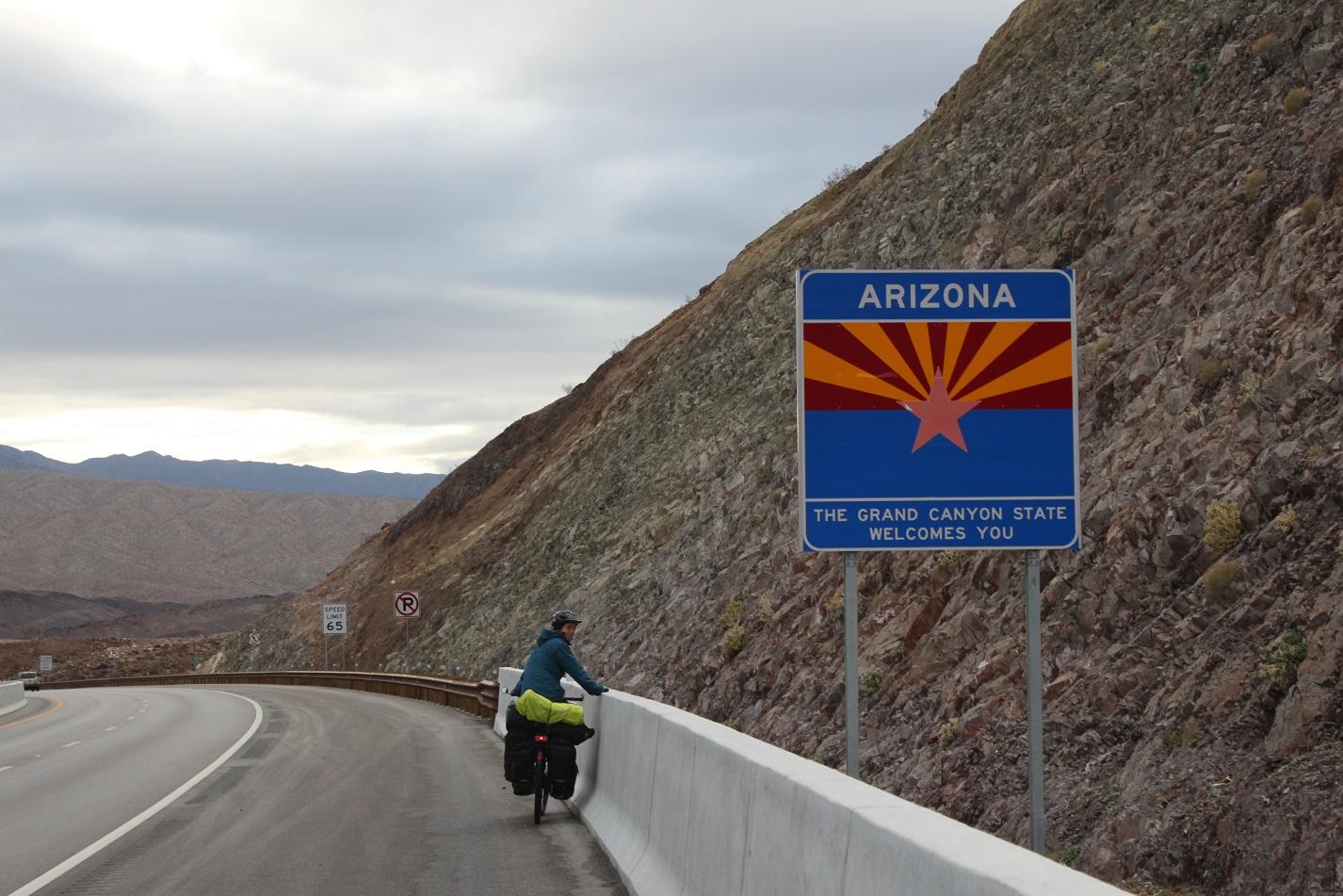 Arizona wir kommen!