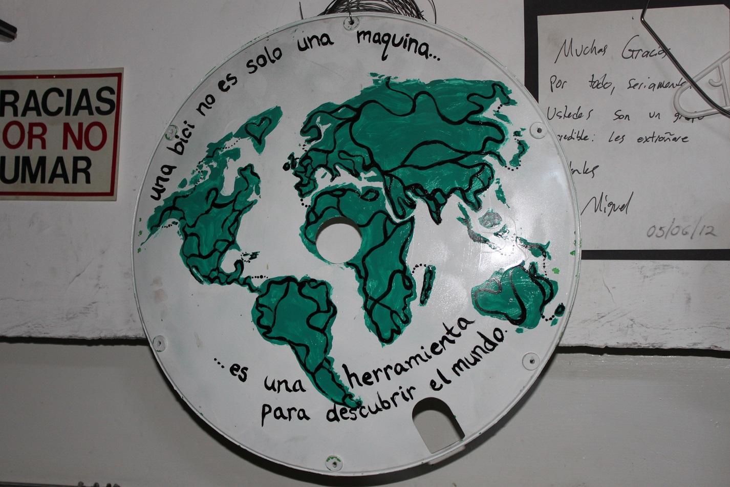 descubrir el mundo