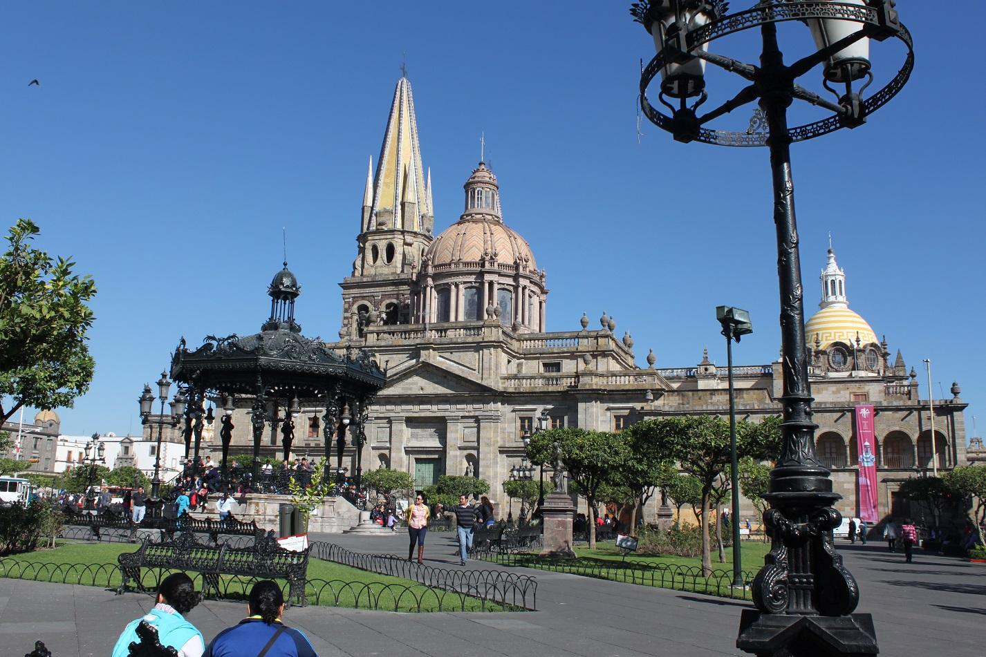 Kathedrale von Guadalajara