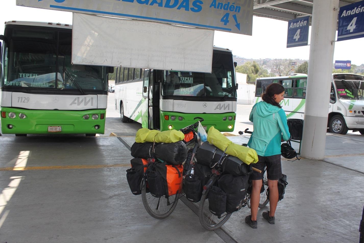 Busbahnhof Tepeji