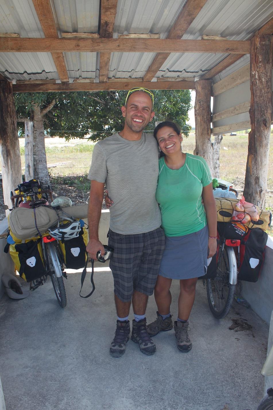Sara und Pedro aus Portugal