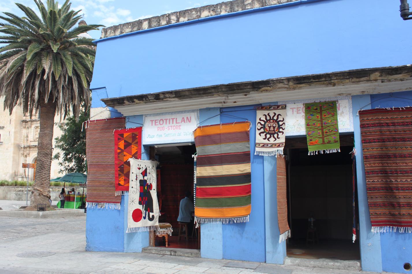 Webwaren von Oaxaca