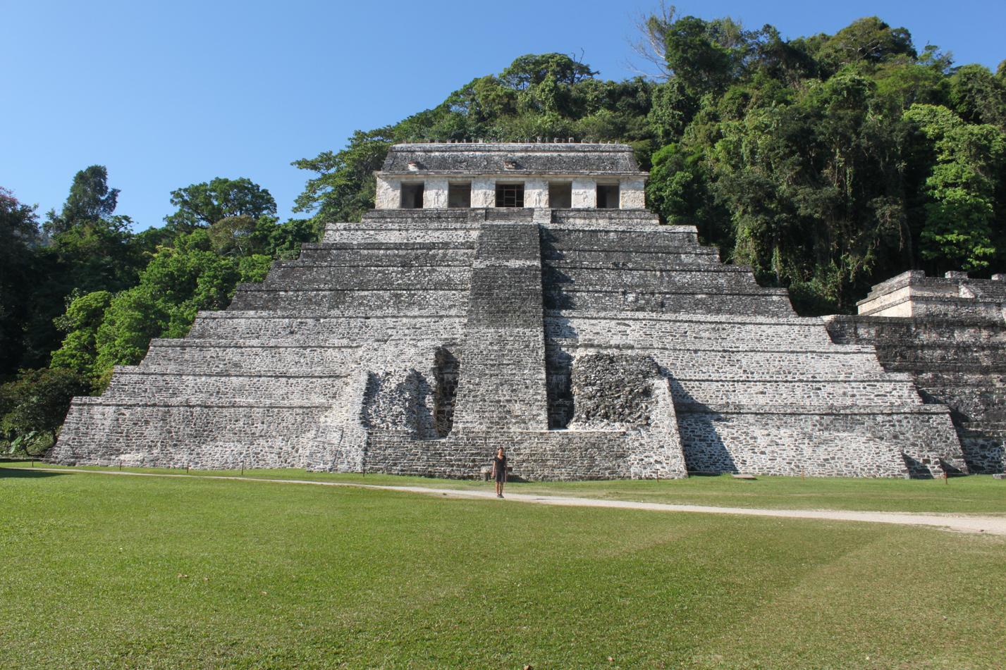 Tempel der Innschriften
