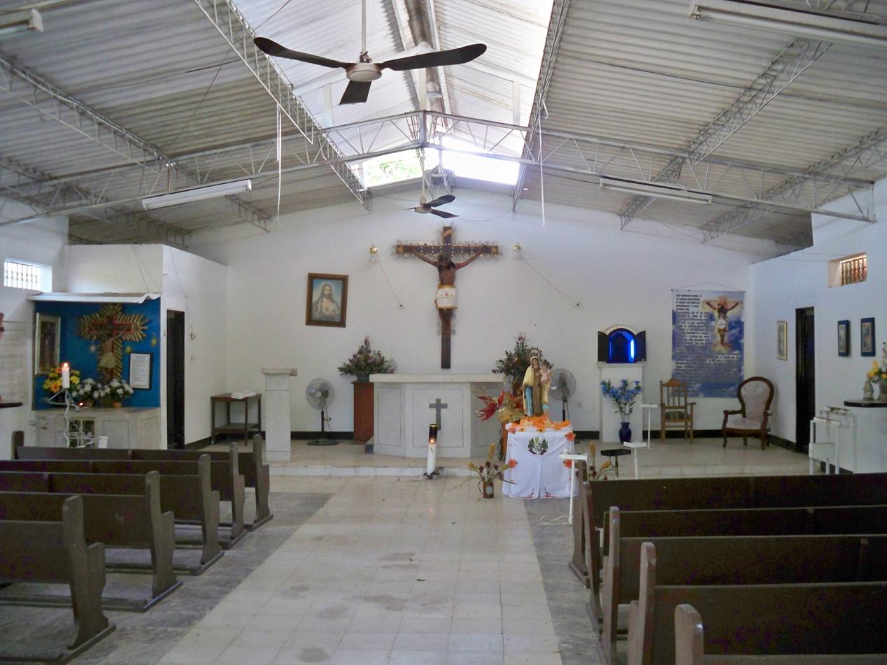 Kirche in Pata.