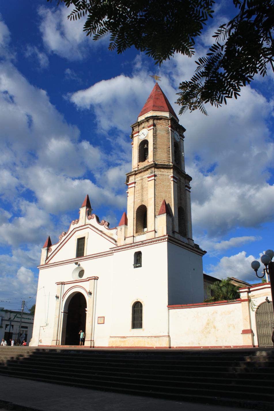 Dorfkirche von Gigante.