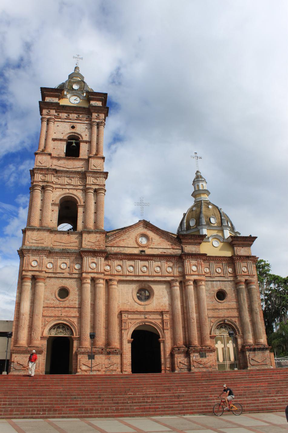 Kirche von Timana.