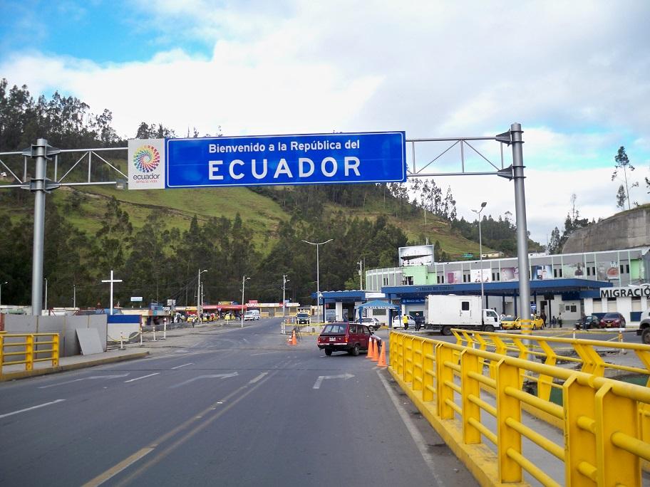 Ecuador wir kommen!