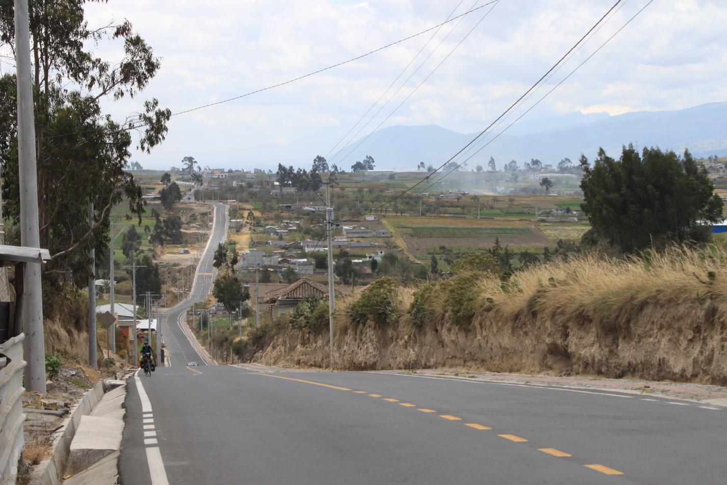 Latacunga nach Ambato