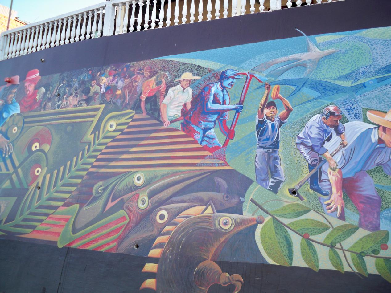 Mural Teil 2