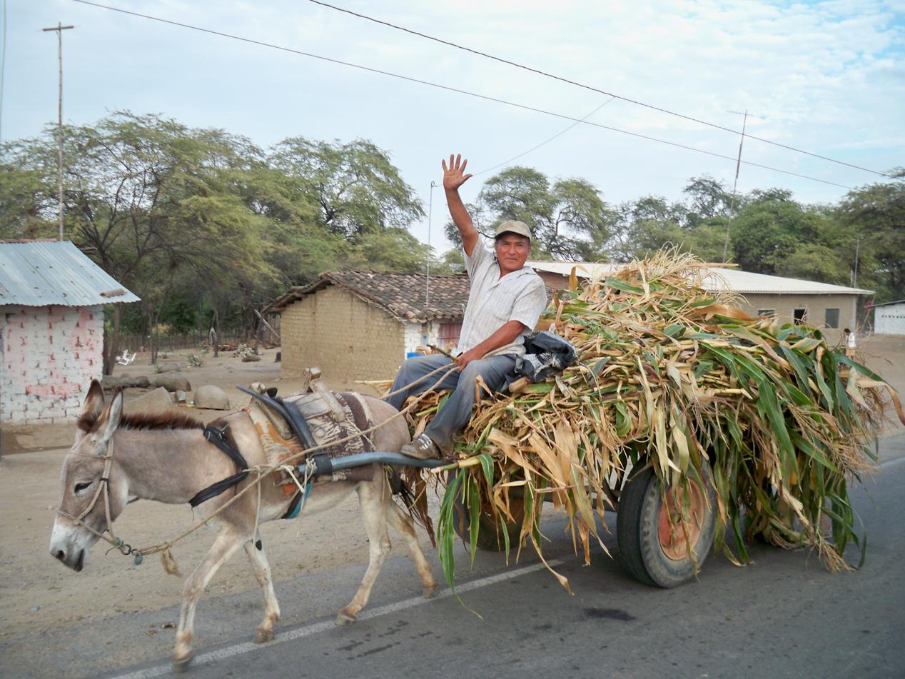 """Bienvenidos a Peru!"""