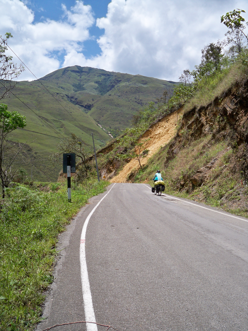 Pucara nach La Capilla
