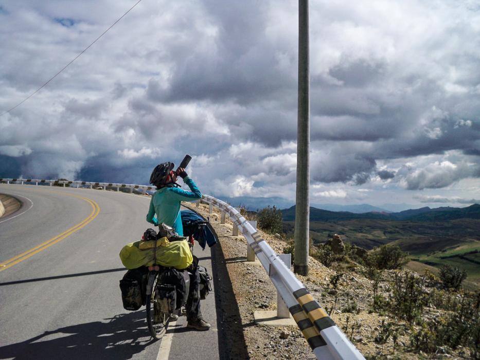 Apan Bajo nach Cajamarca