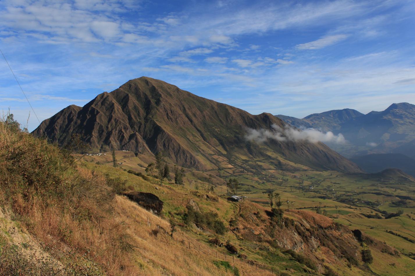 Majestätische Berge gibt es in letzter Zeit viele.