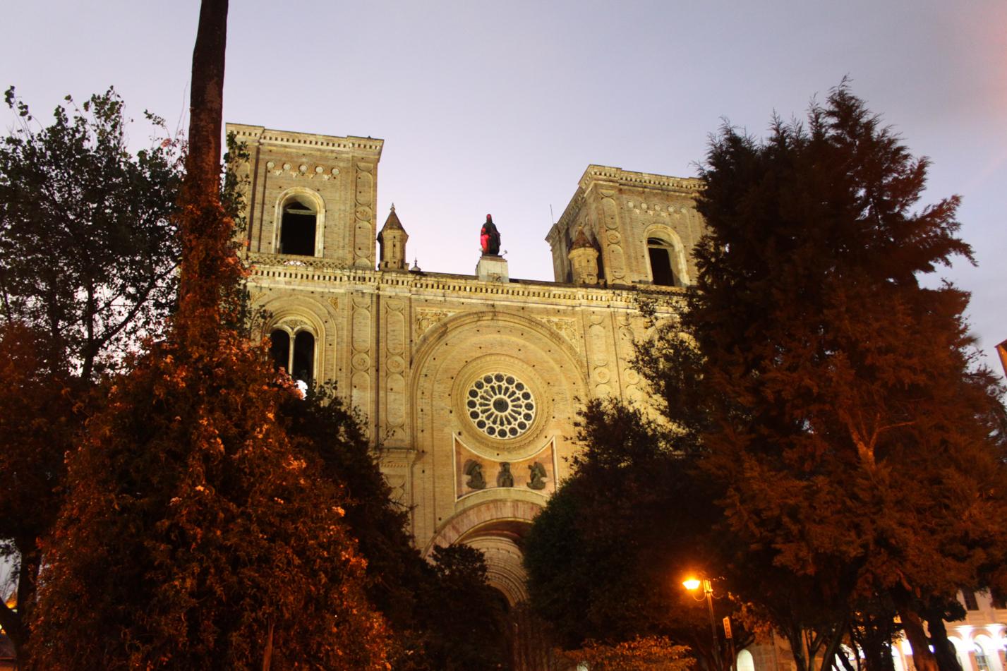 Kathedrale von Cuenca.
