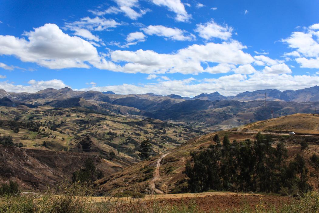 Cachicadan nach Huallanca