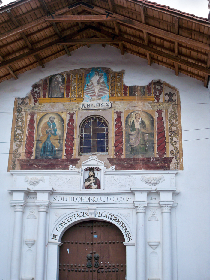 Kirche von Pallasca