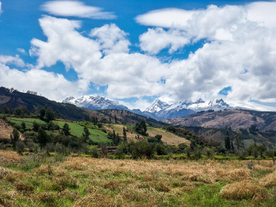 Caraz nach Huaraz