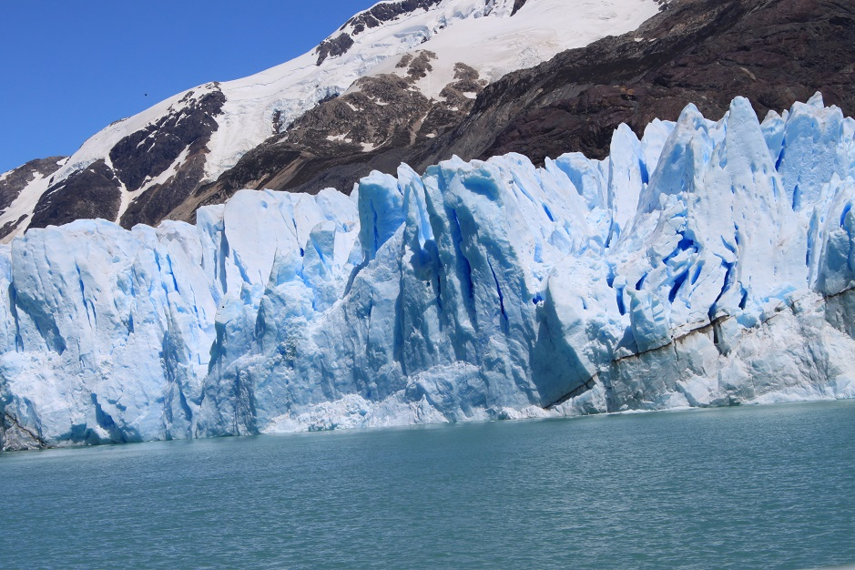 Gletscher O´ Higgins