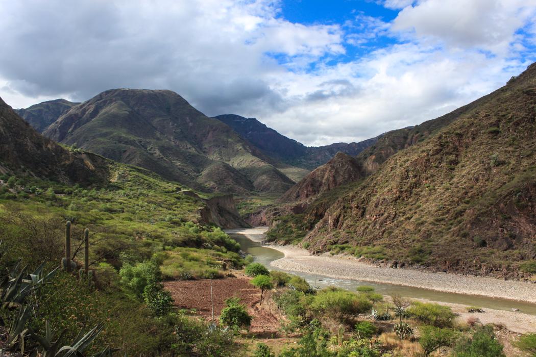La Esmeralda nach Huanta