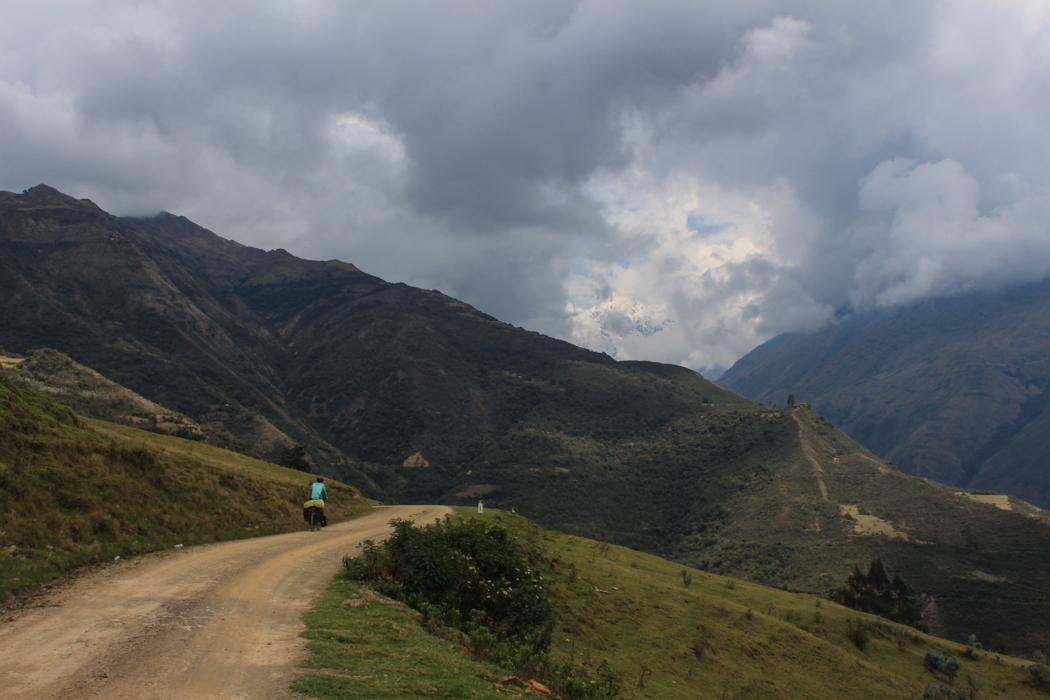 Mollepata nach Soraypampa